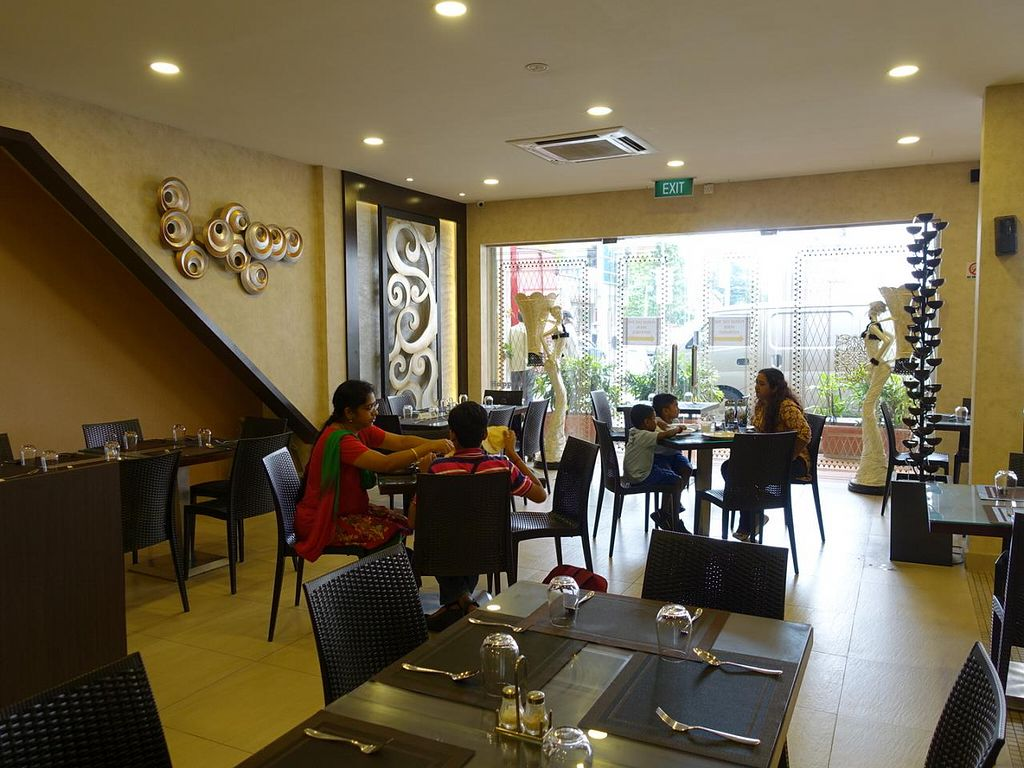 "Photo of Kaaviya Fusion Vegetarian Restaurant  by <a href=""/members/profile/JimmySeah"">JimmySeah</a> <br/>restaurant interior decor  <br/> May 24, 2015  - <a href='/contact/abuse/image/54965/103216'>Report</a>"