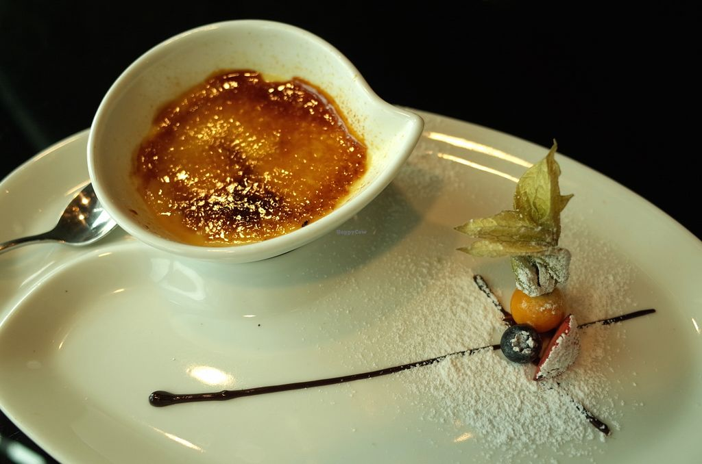 """Photo of Joie Restaurant  by <a href=""""/members/profile/ouikouik"""">ouikouik</a> <br/>Coffee Creme Brulee <br/> October 3, 2015  - <a href='/contact/abuse/image/54966/119998'>Report</a>"""