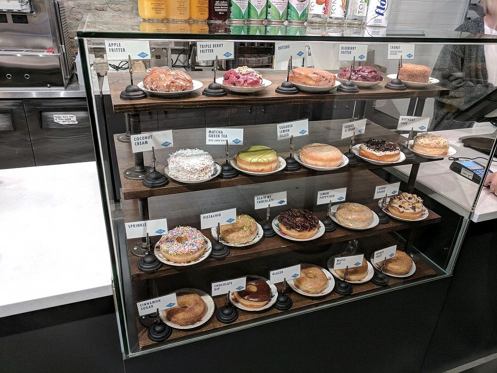 """Photo of Beechwood Doughnuts  by <a href=""""/members/profile/Zhawa"""">Zhawa</a> <br/>selection of donuts <br/> March 27, 2018  - <a href='/contact/abuse/image/55005/376927'>Report</a>"""