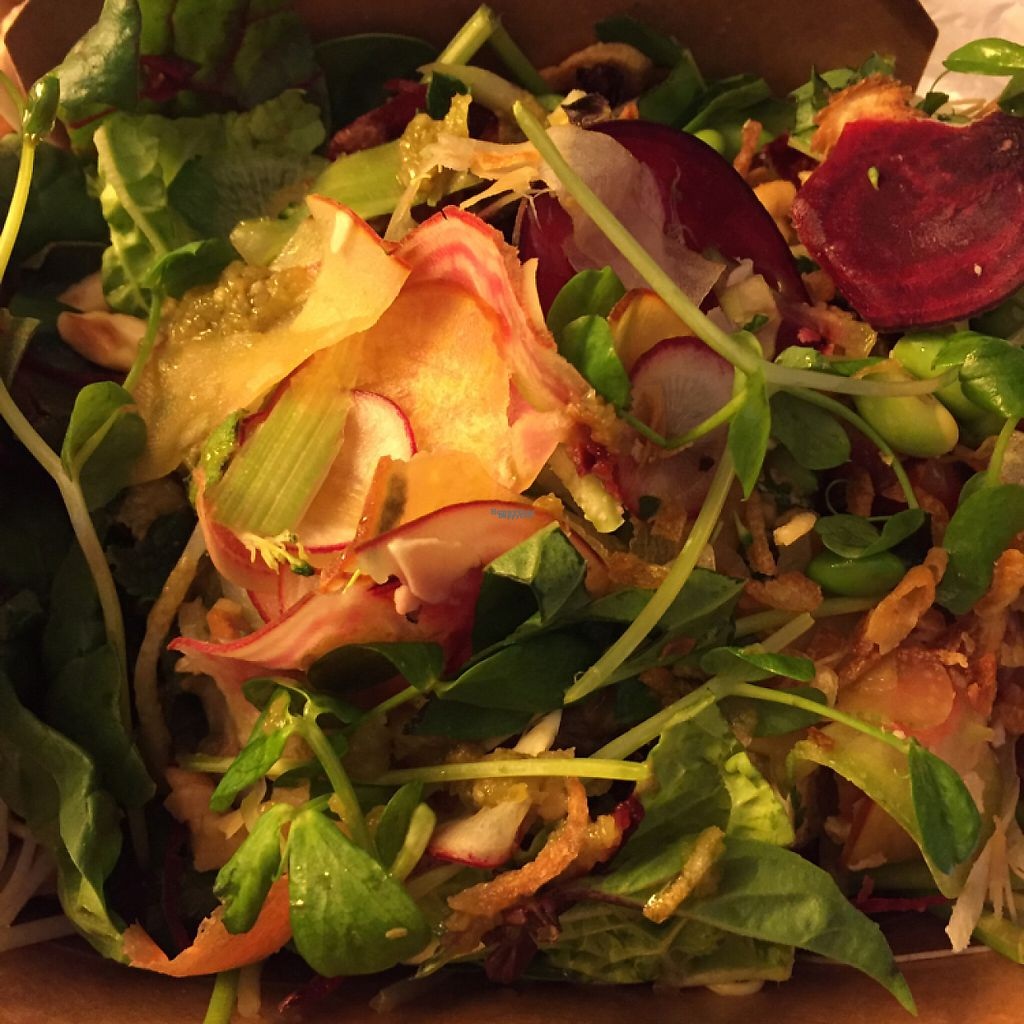 """Photo of Veghed  by <a href=""""/members/profile/ScottElswick"""">ScottElswick</a> <br/>amazing salad <br/> February 7, 2017  - <a href='/contact/abuse/image/55006/223986'>Report</a>"""