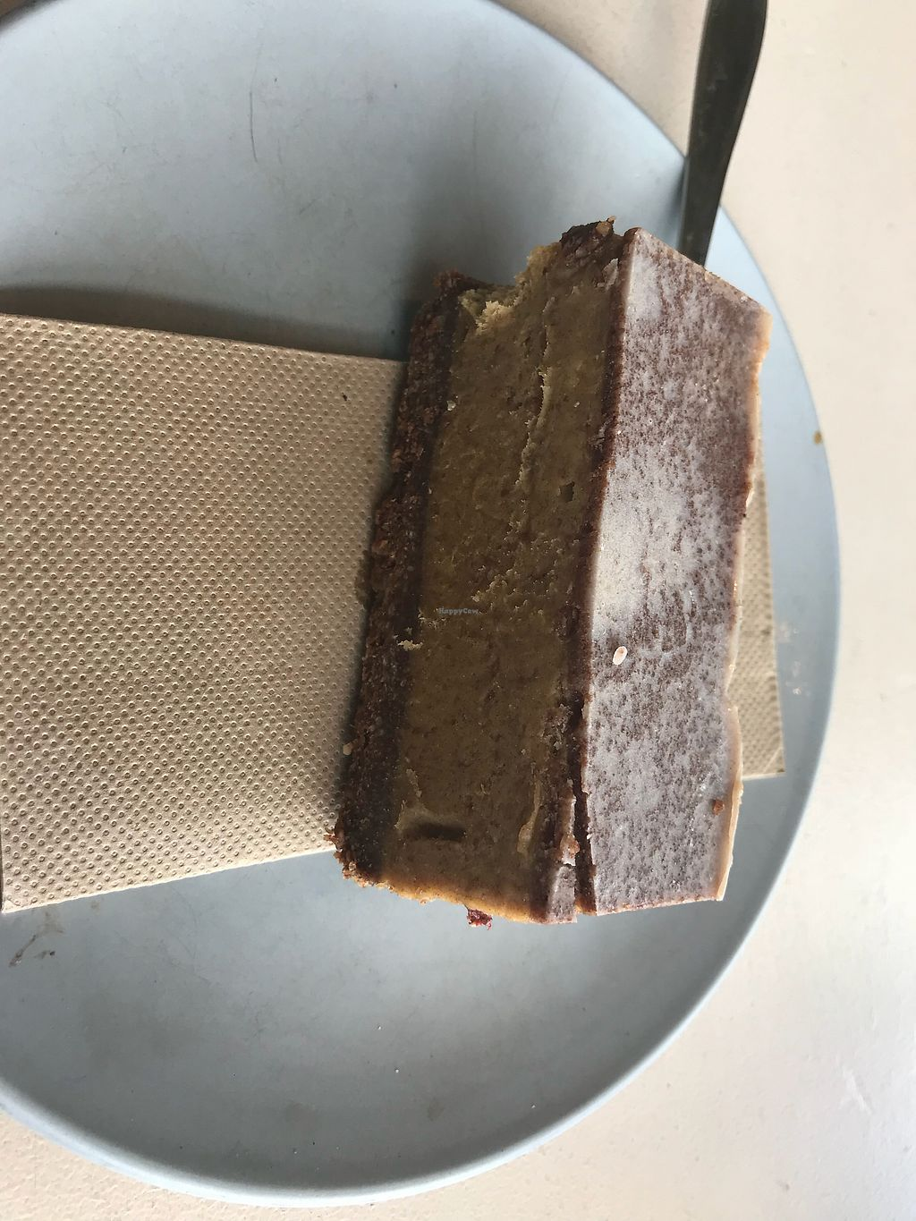 "Photo of The Raw Kitchen  by <a href=""/members/profile/Alexadhenn"">Alexadhenn</a> <br/>Carmel cake <br/> February 6, 2018  - <a href='/contact/abuse/image/55013/355483'>Report</a>"