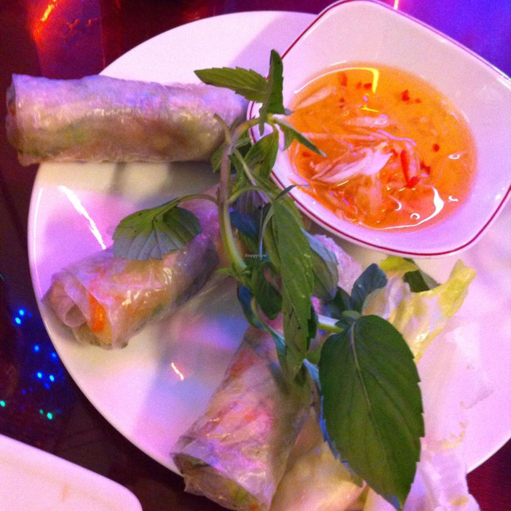 "Photo of Phuong Ca Fe Vietnamese  by <a href=""/members/profile/Anniegracexx"">Anniegracexx</a> <br/>home made spring rolls  <br/> March 3, 2015  - <a href='/contact/abuse/image/55030/94807'>Report</a>"
