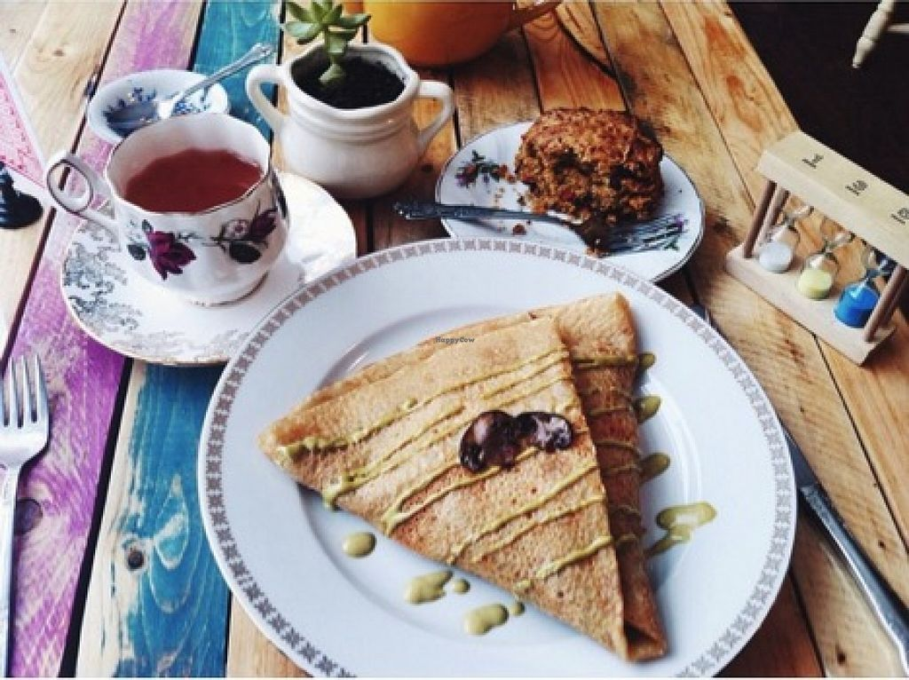 """Photo of Little ChoC Apothecary  by <a href=""""/members/profile/svm9357"""">svm9357</a> <br/>Room for Mushroom Crepe <br/> October 7, 2015  - <a href='/contact/abuse/image/55081/120601'>Report</a>"""