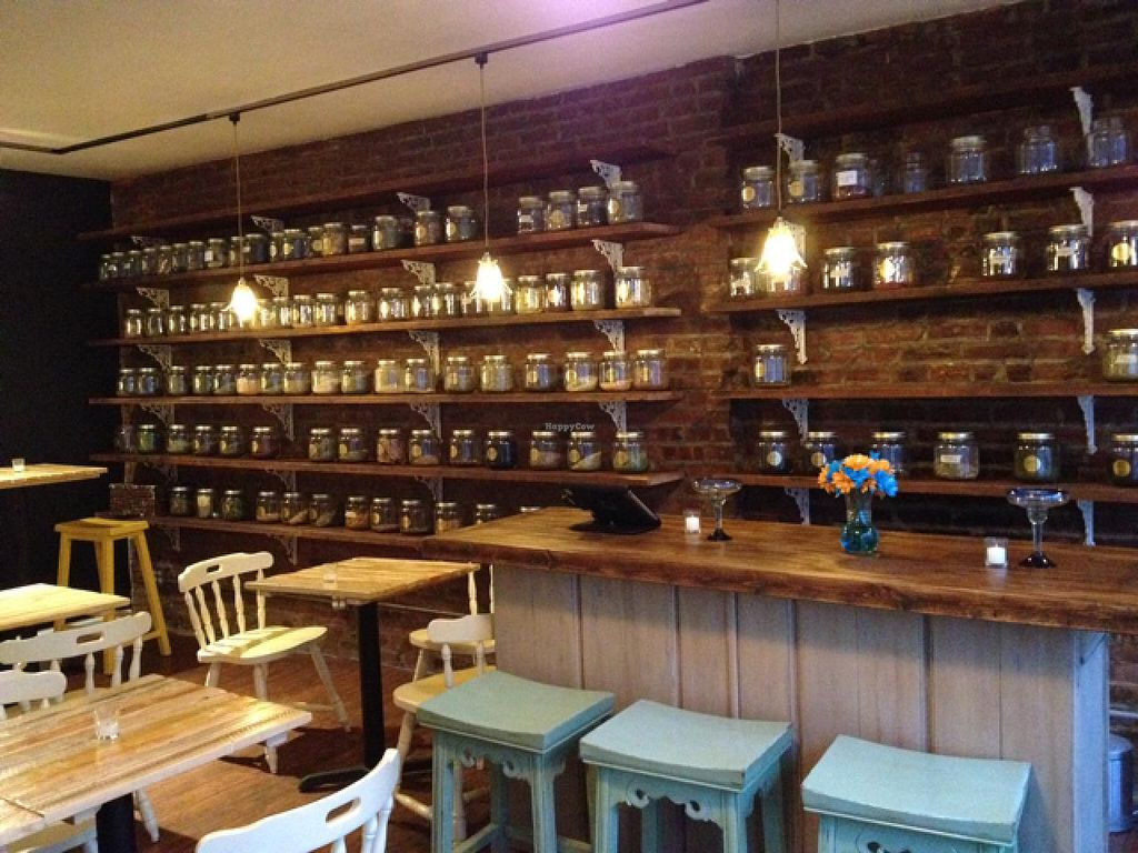 """Photo of Little ChoC Apothecary  by <a href=""""/members/profile/vegan_ryan"""">vegan_ryan</a> <br/>Upstairs <br/> January 24, 2015  - <a href='/contact/abuse/image/55081/91288'>Report</a>"""