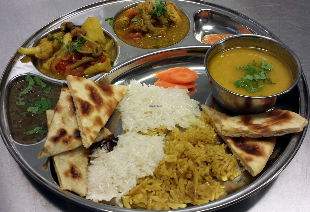 """Photo of CLOSED: Le Namaste  by <a href=""""/members/profile/Lenamaste"""">Lenamaste</a> <br/>Differents dish in Namasté restaurant. Indian set, Nepales set, Tibetan set, chowmeins, Vegatables set, Pakodas, Momos, Currys, Tikas <br/> January 26, 2015  - <a href='/contact/abuse/image/55094/91419'>Report</a>"""
