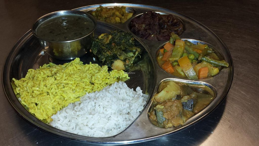 """Photo of CLOSED: Le Namaste  by <a href=""""/members/profile/Lenamaste"""">Lenamaste</a> <br/>Vegetable dish with rice <br/> January 26, 2015  - <a href='/contact/abuse/image/55094/91420'>Report</a>"""