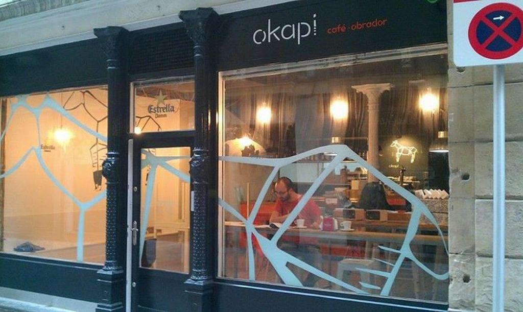 "Photo of Cafe-Obrador Okapi  by <a href=""/members/profile/community"">community</a> <br/>Cafe-Obrador Okapi <br/> February 6, 2015  - <a href='/contact/abuse/image/55122/92398'>Report</a>"