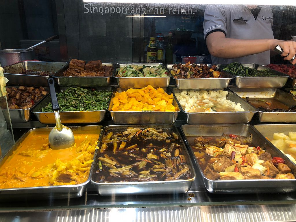 """Photo of Go Vegetarian - Rivervale Mall  by <a href=""""/members/profile/Starmone"""">Starmone</a> <br/>Dishes <br/> March 12, 2018  - <a href='/contact/abuse/image/55176/369651'>Report</a>"""