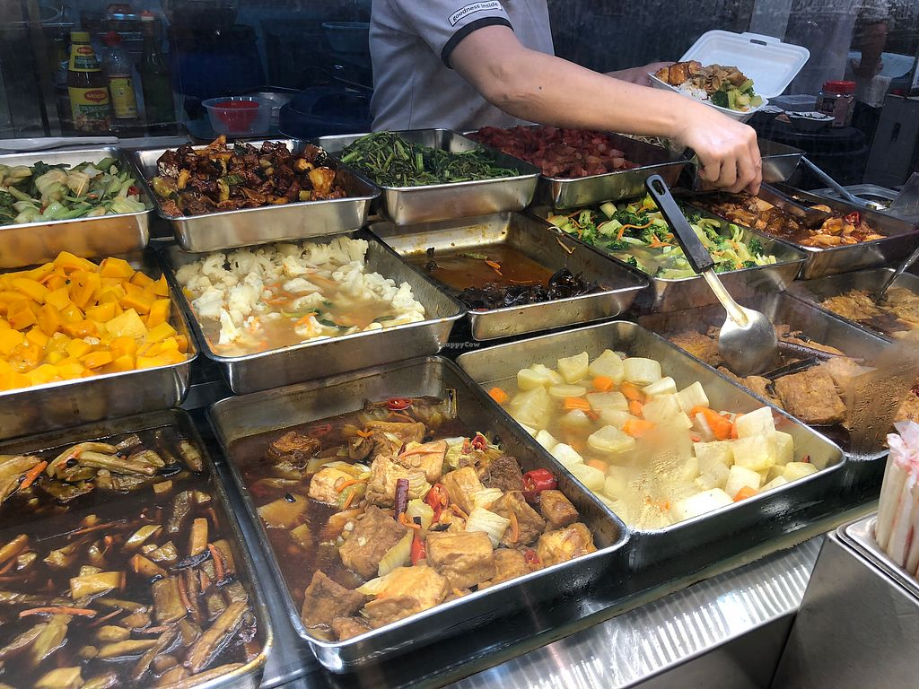 """Photo of Go Vegetarian - Rivervale Mall  by <a href=""""/members/profile/Starmone"""">Starmone</a> <br/>Dishes <br/> March 12, 2018  - <a href='/contact/abuse/image/55176/369652'>Report</a>"""
