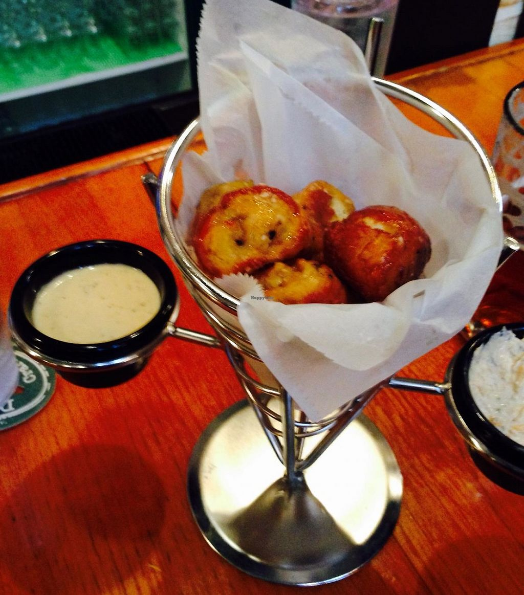 """Photo of Dogfish Head Brewing  by <a href=""""/members/profile/EllieProb"""">EllieProb</a> <br/>Pretzel bites served with mustard.  <br/> January 31, 2015  - <a href='/contact/abuse/image/55232/191503'>Report</a>"""