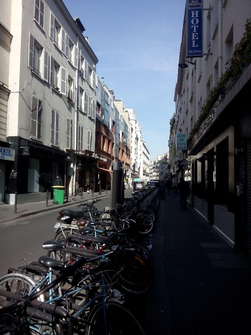 """Photo of Chambres de la Grande Porte  by <a href=""""/members/profile/markostova"""">markostova</a> <br/>surrounding area in 10th arrodisement <br/> April 22, 2017  - <a href='/contact/abuse/image/55297/251014'>Report</a>"""