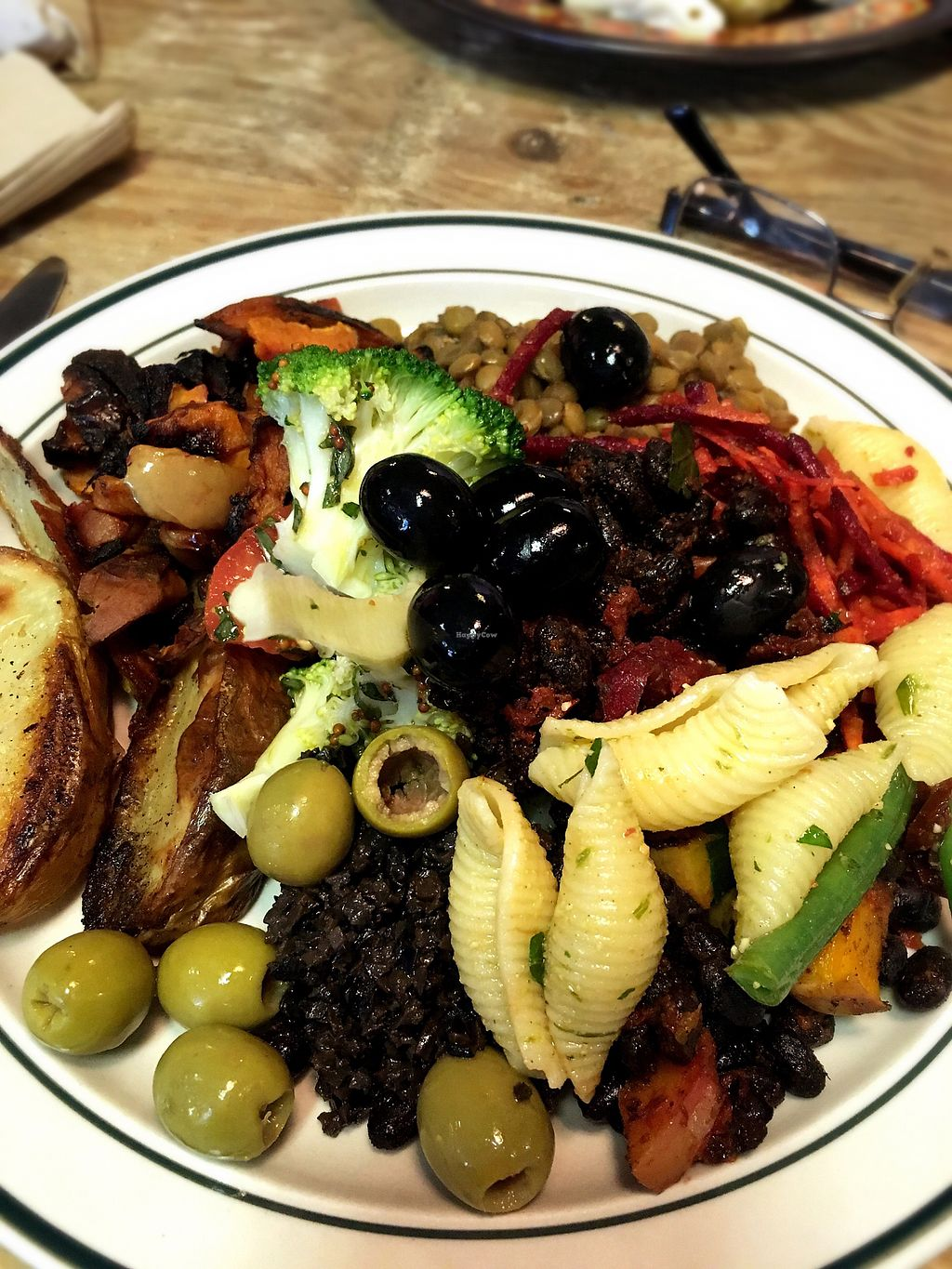 """Photo of Seeds to Totnes  by <a href=""""/members/profile/FranMcgarryArtist"""">FranMcgarryArtist</a> <br/>Super Delicious Food  <br/> August 24, 2017  - <a href='/contact/abuse/image/55307/296639'>Report</a>"""