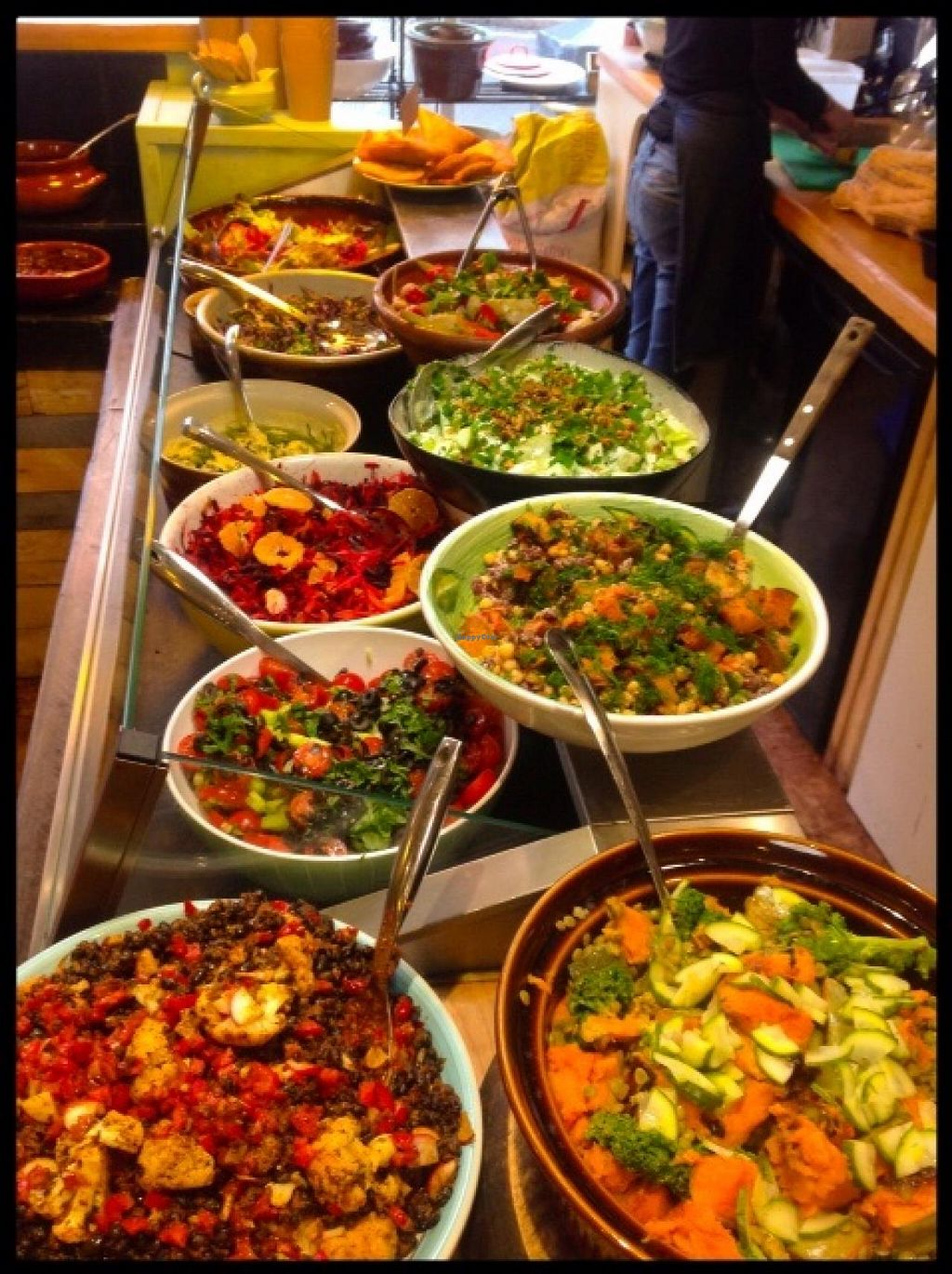 """Photo of Seeds to Totnes  by <a href=""""/members/profile/hack_man"""">hack_man</a> <br/>Colourful Delights - taken by Seeds 2 Totnes staff <br/> February 3, 2015  - <a href='/contact/abuse/image/55307/92158'>Report</a>"""