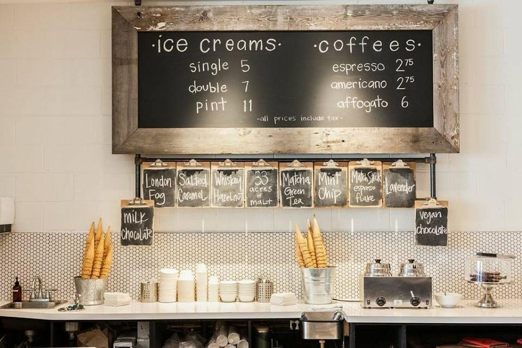 """Photo of Earnest Ice Cream - Quebec St  by <a href=""""/members/profile/community"""">community</a> <br/>Earnest Ice Cream  <br/> March 16, 2015  - <a href='/contact/abuse/image/55316/95839'>Report</a>"""