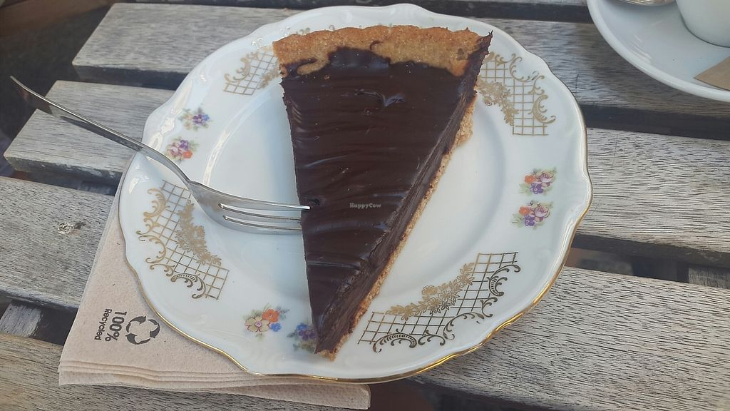"""Photo of Sali and Pistacchi  by <a href=""""/members/profile/Anirac"""">Anirac</a> <br/>vegan chocolate cake <br/> July 6, 2017  - <a href='/contact/abuse/image/55321/277221'>Report</a>"""