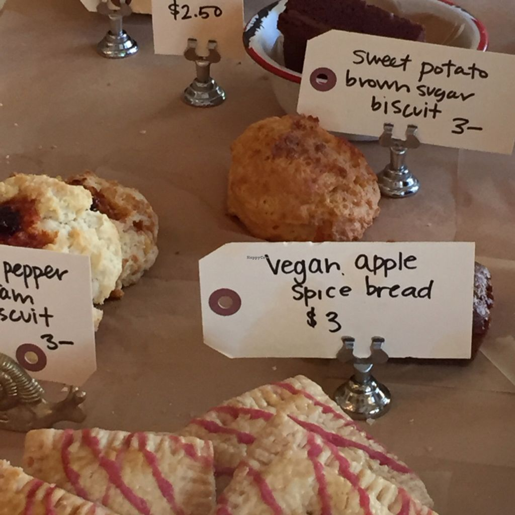 """Photo of Red Hook Coffee  by <a href=""""/members/profile/happycowgirl"""">happycowgirl</a> <br/>vegan baked goods <br/> November 15, 2015  - <a href='/contact/abuse/image/55332/125078'>Report</a>"""