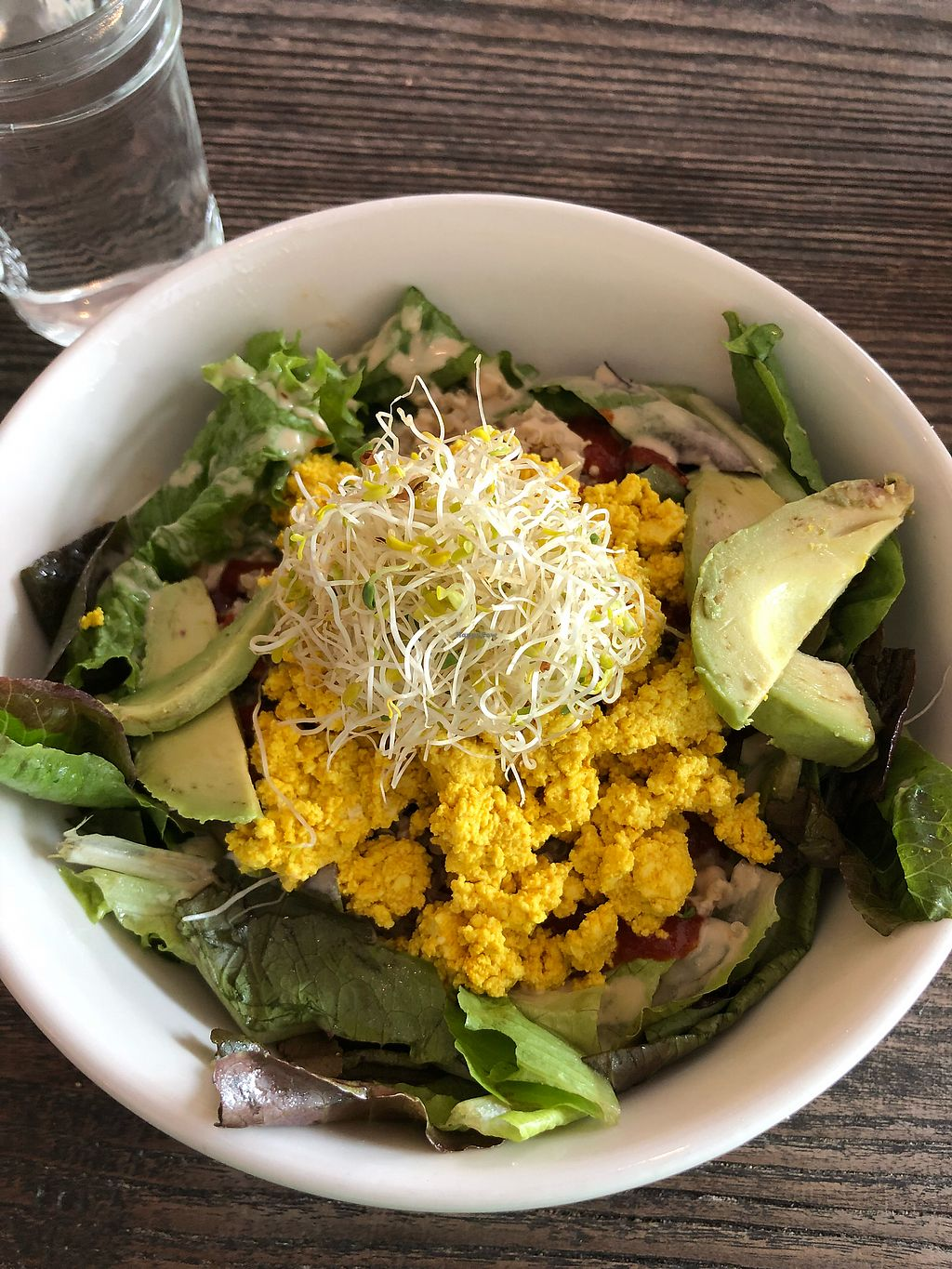 "Photo of Southern Roots Filling Station  by <a href=""/members/profile/dittev"">dittev</a> <br/>Thai peanut bowl  <br/> November 14, 2017  - <a href='/contact/abuse/image/55357/325691'>Report</a>"