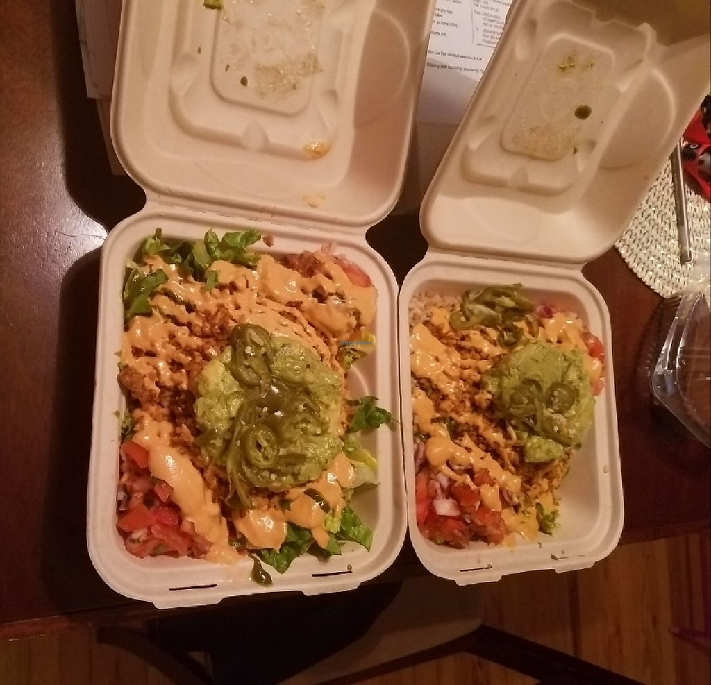 """Photo of Gangster Vegan Organics  by <a href=""""/members/profile/rmm1113"""">rmm1113</a> <br/>Cinco de Mayo Lunch <br/> June 1, 2017  - <a href='/contact/abuse/image/55373/264772'>Report</a>"""