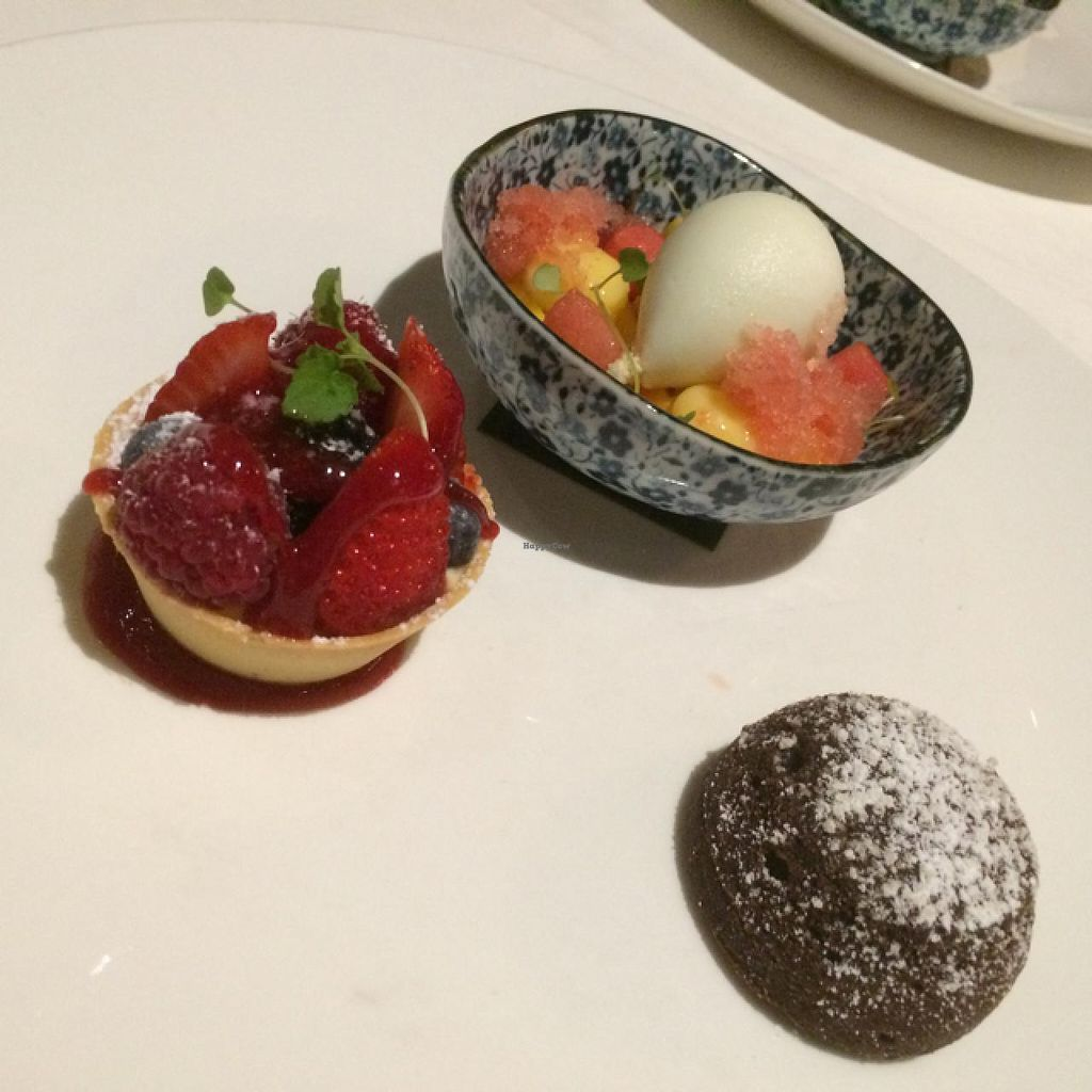 "Photo of Matteo's  by <a href=""/members/profile/BrianDavey"">BrianDavey</a> <br/>The dessert course of the vegetarian degustation.  <br/> February 5, 2015  - <a href='/contact/abuse/image/55380/92306'>Report</a>"