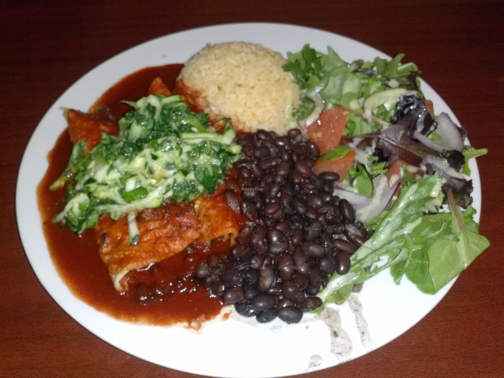 """Photo of un solo sol  by <a href=""""/members/profile/Sonja%20and%20Dirk"""">Sonja and Dirk</a> <br/>enchiladas <br/> August 10, 2015  - <a href='/contact/abuse/image/55390/113037'>Report</a>"""