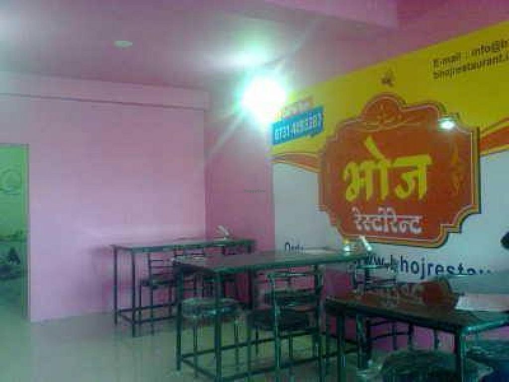 "Photo of Bhoj Restaurant  by <a href=""/members/profile/community"">community</a> <br/>Bhoj Restaurant <br/> February 4, 2015  - <a href='/contact/abuse/image/55400/92217'>Report</a>"