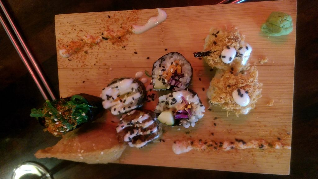 """Photo of Sushi Kitchen  by <a href=""""/members/profile/ivasiam"""">ivasiam</a> <br/>sushi  <br/> October 9, 2015  - <a href='/contact/abuse/image/55403/120731'>Report</a>"""