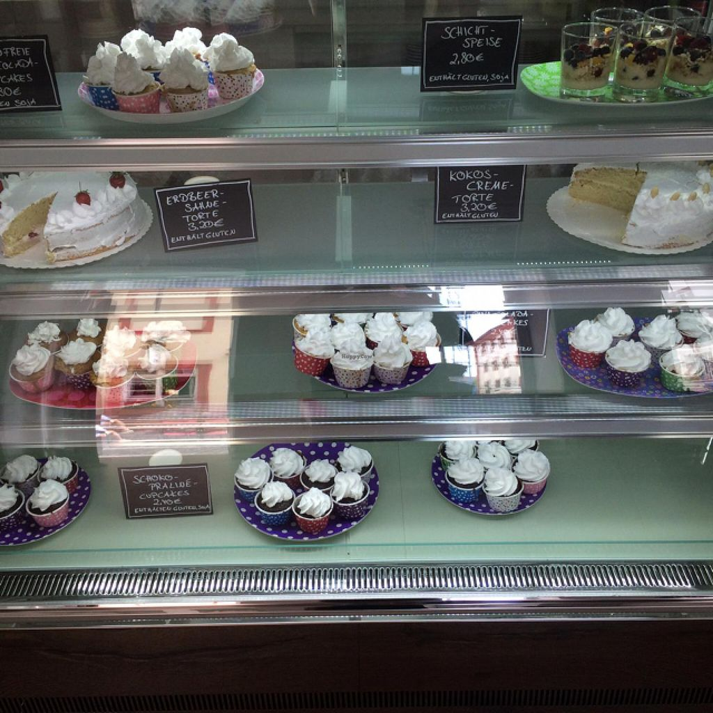 """Photo of Holy Kitchen  by <a href=""""/members/profile/Plantpower"""">Plantpower</a> <br/>selection of cupcakes, cakes and dessert  <br/> May 17, 2015  - <a href='/contact/abuse/image/55404/102556'>Report</a>"""