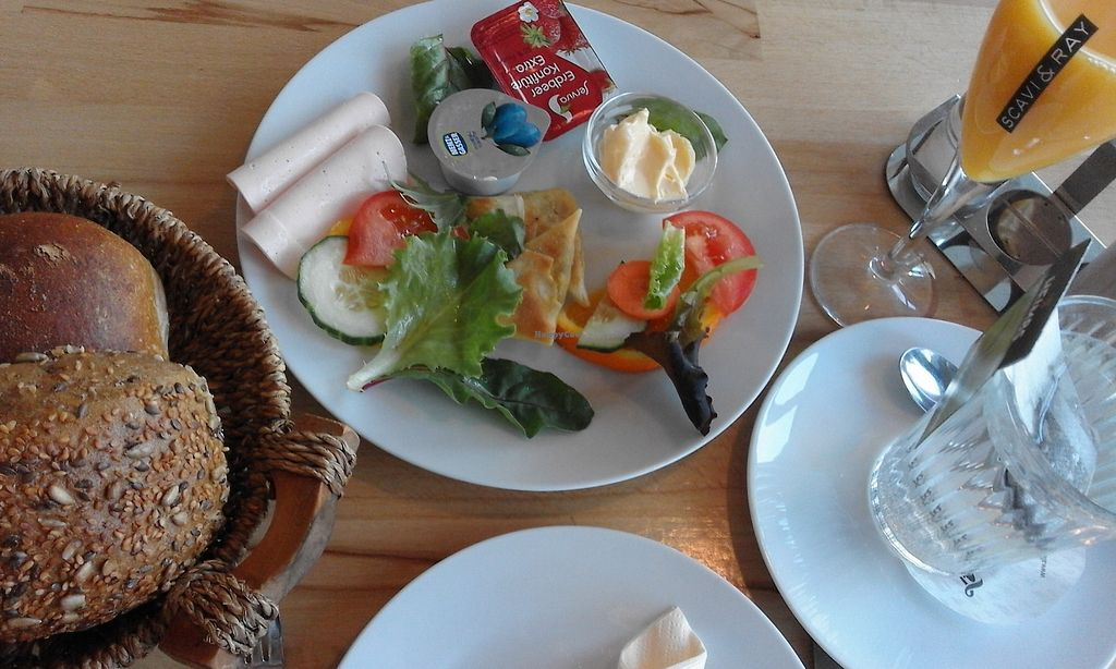 """Photo of Cafe Rohren  by <a href=""""/members/profile/v_mdj"""">v_mdj</a> <br/>Vegan breakfast <br/> April 18, 2018  - <a href='/contact/abuse/image/55418/387662'>Report</a>"""