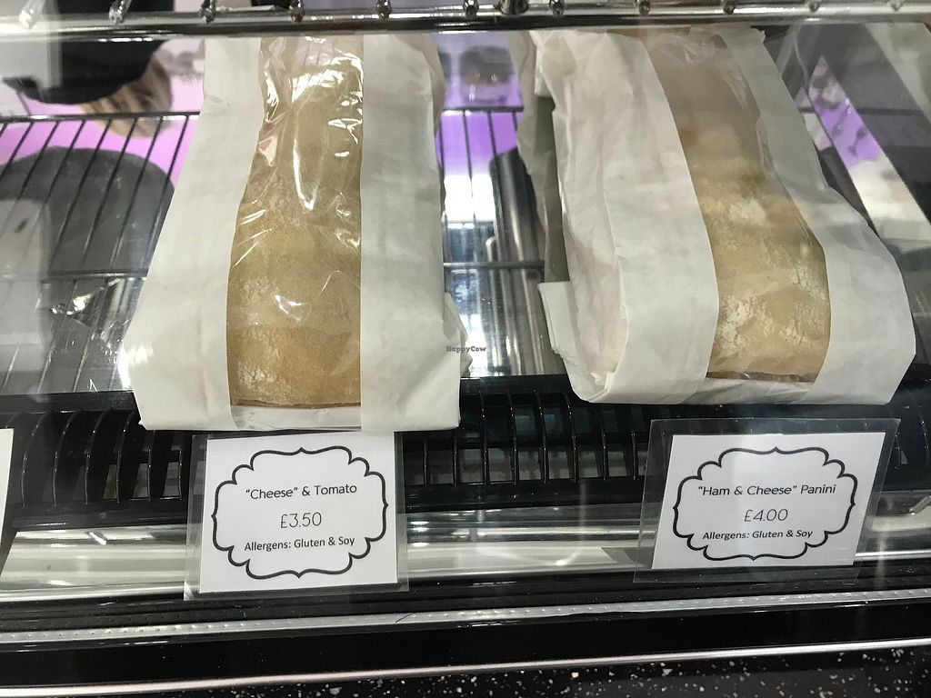 """Photo of Vegan Antics  by <a href=""""/members/profile/TARAMCDONALD"""">TARAMCDONALD</a> <br/>Fresh delicious panini's!  <br/> March 3, 2018  - <a href='/contact/abuse/image/55421/366272'>Report</a>"""