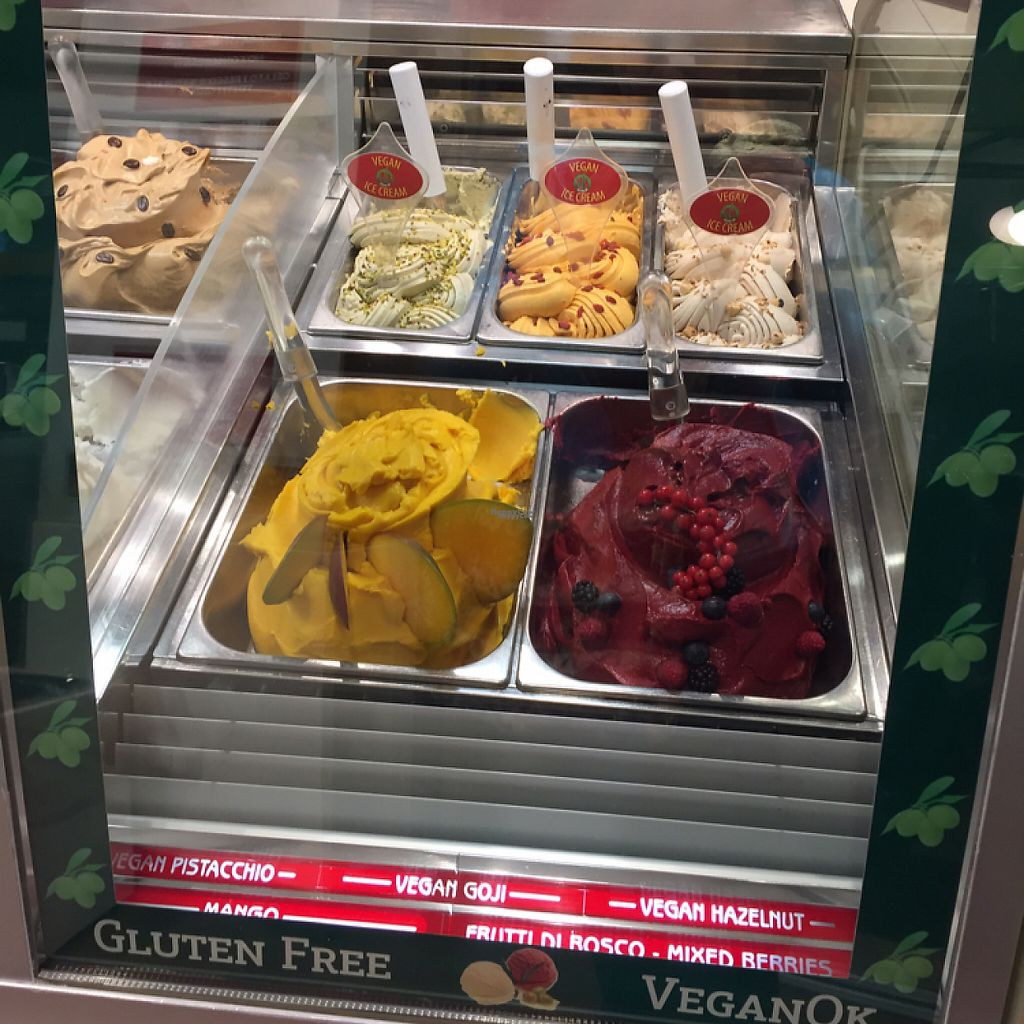 "Photo of Vanilla Gelati Italiani  by <a href=""/members/profile/shineonyou"">shineonyou</a> <br/>dairy free selection  <br/> December 19, 2016  - <a href='/contact/abuse/image/55441/203039'>Report</a>"