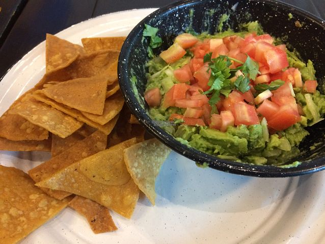 """Photo of Revolucion Verde  by <a href=""""/members/profile/EthanLuck"""">EthanLuck</a> <br/>fresh made guacamole <br/> October 1, 2016  - <a href='/contact/abuse/image/55484/179091'>Report</a>"""