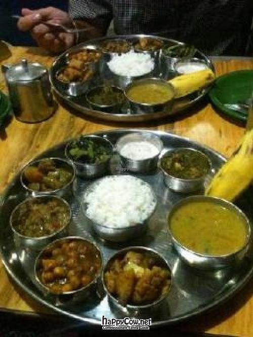 "Photo of CLOSED: Shree Lal  by <a href=""/members/profile/xraysez"">xraysez</a> <br/>Order the big set meal, if you finish all this you can get a refill on rice and curry too! Only about £1.50 best meal in town <br/> April 17, 2012  - <a href='/contact/abuse/image/5551/30595'>Report</a>"