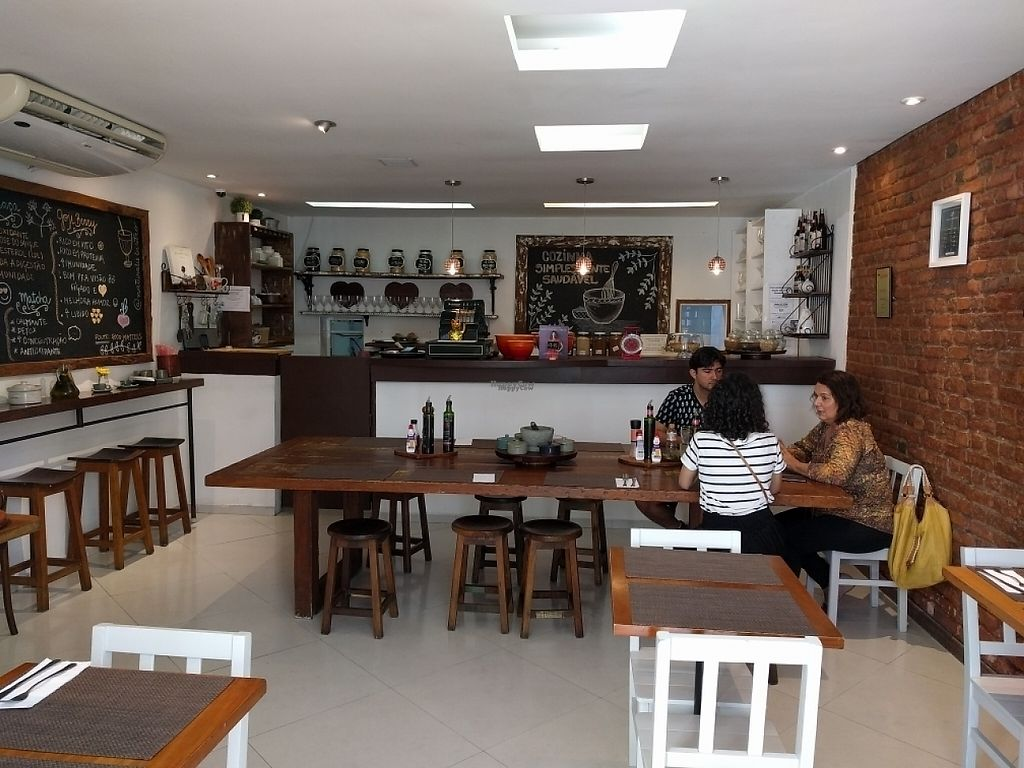"""Photo of Naturalie Bistro  by <a href=""""/members/profile/maltman23"""">maltman23</a> <br/>View from the door  <br/> November 9, 2016  - <a href='/contact/abuse/image/55524/187627'>Report</a>"""