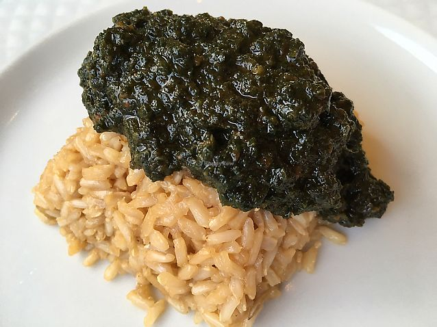 "Photo of Casa Scaparone  by <a href=""/members/profile/mike1366"">mike1366</a> <br/>Rice with nettles sauce <br/> June 10, 2017  - <a href='/contact/abuse/image/55542/267687'>Report</a>"