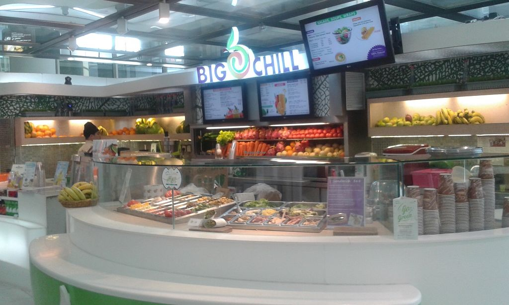 """Photo of CLOSED: Big Chill Juice Bar  by <a href=""""/members/profile/Stevie"""">Stevie</a> <br/>3 <br/> October 24, 2015  - <a href='/contact/abuse/image/55543/122385'>Report</a>"""