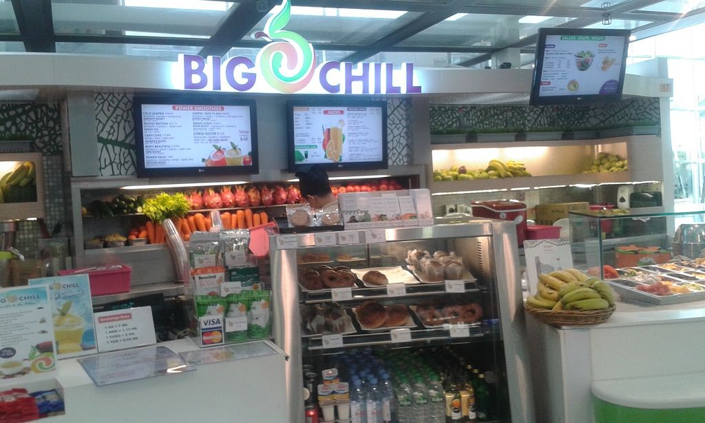 """Photo of CLOSED: Big Chill Juice Bar  by <a href=""""/members/profile/Stevie"""">Stevie</a> <br/>4 <br/> October 24, 2015  - <a href='/contact/abuse/image/55543/122386'>Report</a>"""