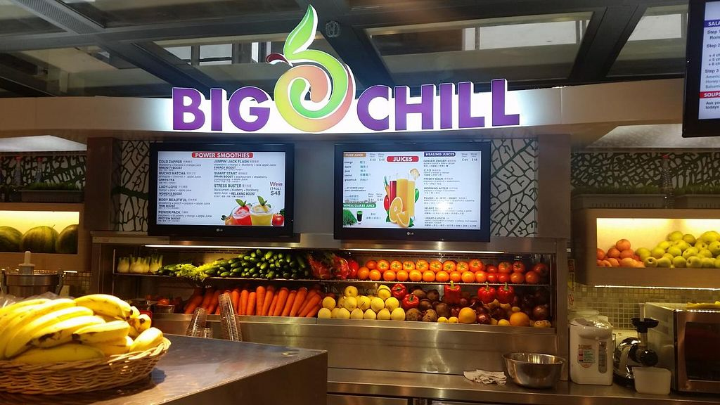"""Photo of CLOSED: Big Chill Juice Bar  by <a href=""""/members/profile/kenvegan"""">kenvegan</a> <br/>in front <br/> February 9, 2015  - <a href='/contact/abuse/image/55543/92651'>Report</a>"""