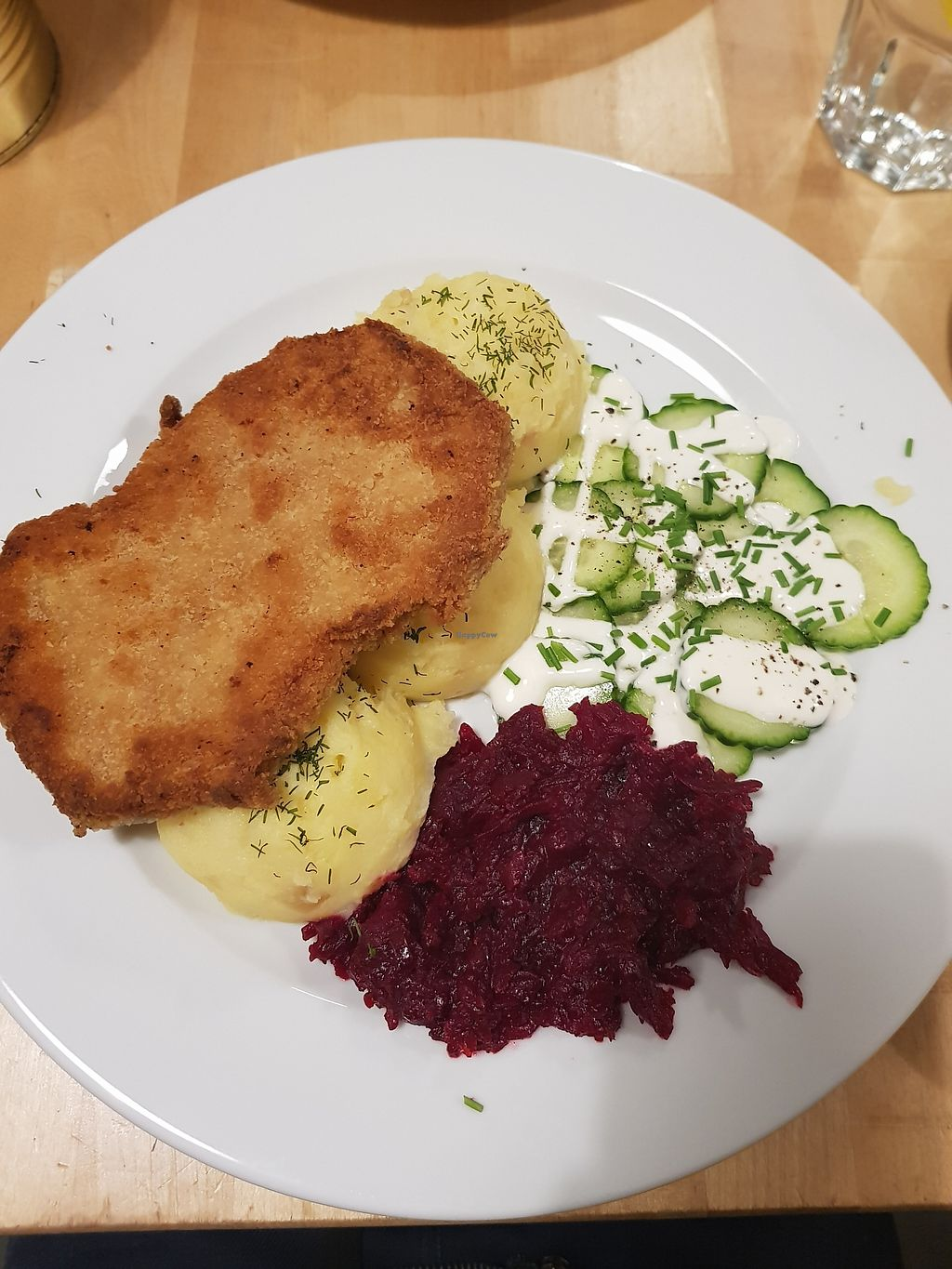 """Photo of Lokal Vegan Bistro  by <a href=""""/members/profile/Mirage"""">Mirage</a> <br/>Schabowy <br/> February 9, 2018  - <a href='/contact/abuse/image/55545/356702'>Report</a>"""