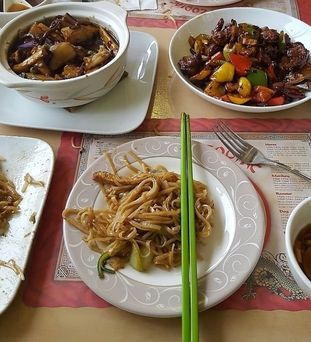 """Photo of The Garden Asian Vegetarian Cuisine  by <a href=""""/members/profile/Rajr"""">Rajr</a> <br/>Yummy <br/> November 24, 2016  - <a href='/contact/abuse/image/55553/204214'>Report</a>"""