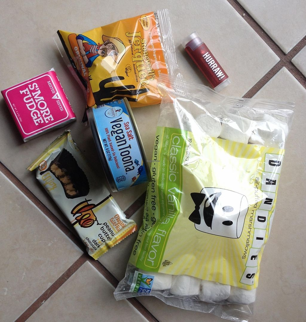 """Photo of Rabbit Food Grocery  by <a href=""""/members/profile/jojoinbrighton"""">jojoinbrighton</a> <br/>My first haul from Rabbit Food <br/> August 31, 2015  - <a href='/contact/abuse/image/55571/226128'>Report</a>"""