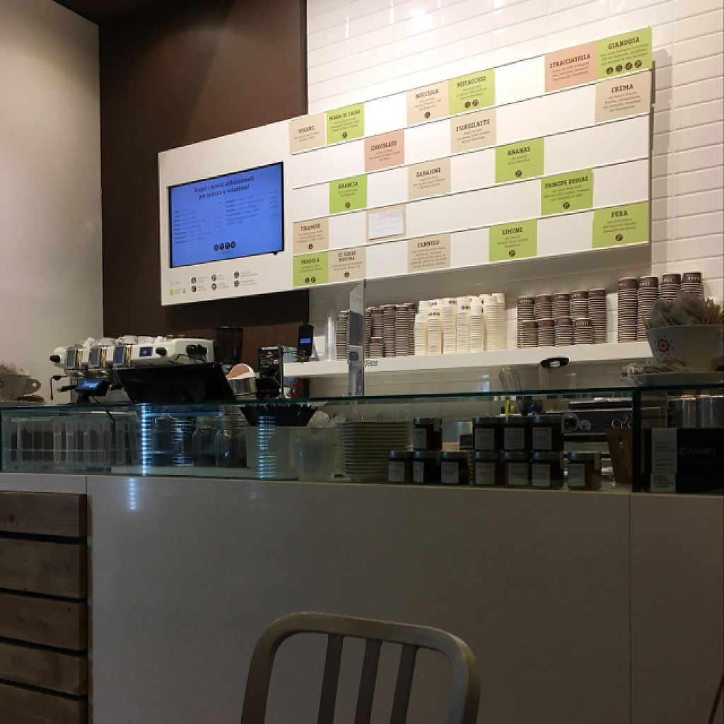 """Photo of Ciacco Gelato Senz'altro  by <a href=""""/members/profile/RomaDhanani"""">RomaDhanani</a> <br/>ciacco <br/> February 28, 2017  - <a href='/contact/abuse/image/55631/231268'>Report</a>"""