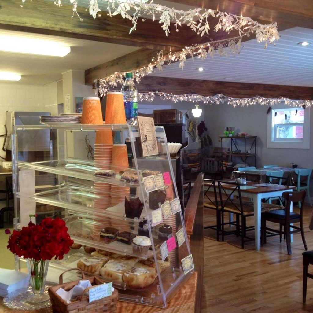 """Photo of Cinnamon Soul Cafe and Bakery  by <a href=""""/members/profile/community"""">community</a> <br/>Cinnamon Soul Cafe and Bakery <br/> February 13, 2015  - <a href='/contact/abuse/image/55647/92954'>Report</a>"""