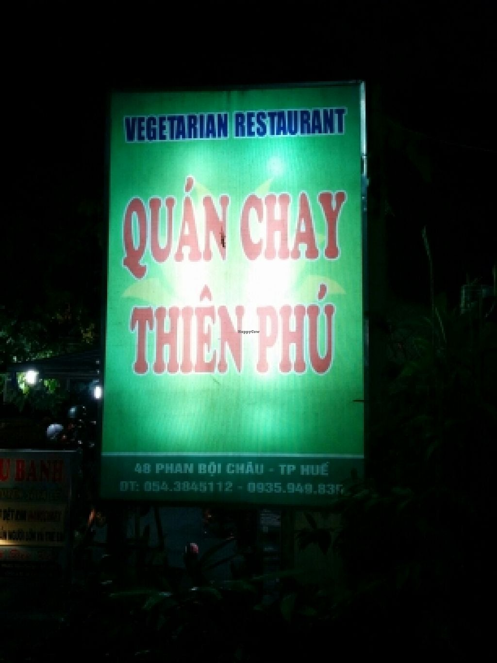 """Photo of Thien Phu  by <a href=""""/members/profile/VegTraveller"""">VegTraveller</a> <br/>Sign <br/> October 20, 2015  - <a href='/contact/abuse/image/55660/121926'>Report</a>"""