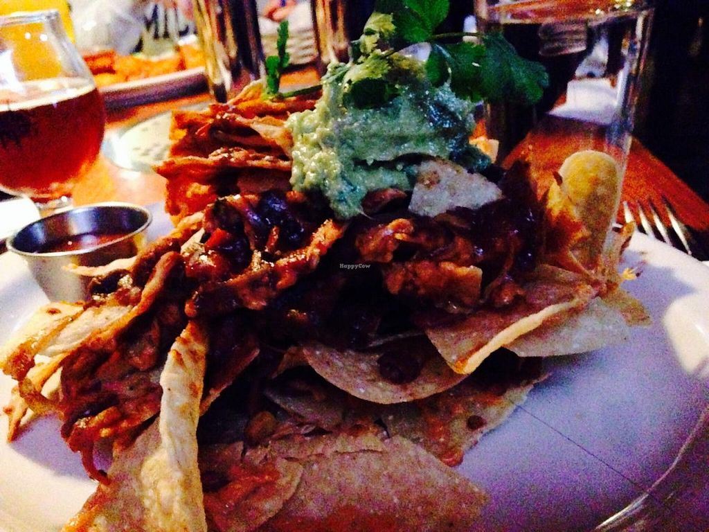 """Photo of Meridian Pint  by <a href=""""/members/profile/cookiem"""">cookiem</a> <br/>Vegan nachos! <br/> February 16, 2015  - <a href='/contact/abuse/image/55674/93288'>Report</a>"""