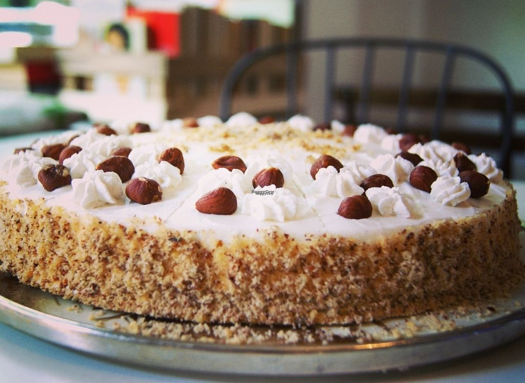 """Photo of Velicious  by <a href=""""/members/profile/Velicious"""">Velicious</a> <br/>Hazelnut Cake with Yogurtcream <br/> August 11, 2016  - <a href='/contact/abuse/image/55697/167618'>Report</a>"""
