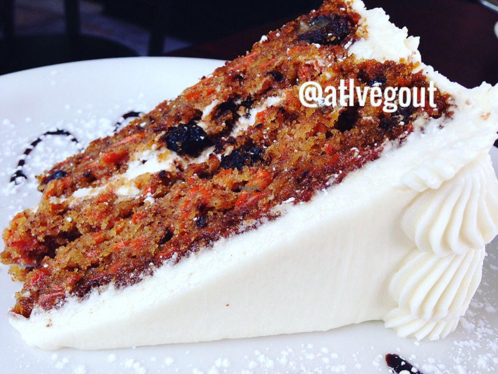 """Photo of Vito's Pizza and Ristorante  by <a href=""""/members/profile/calamaestra"""">calamaestra</a> <br/>vegan carrot cake  <br/> November 11, 2016  - <a href='/contact/abuse/image/55724/188384'>Report</a>"""