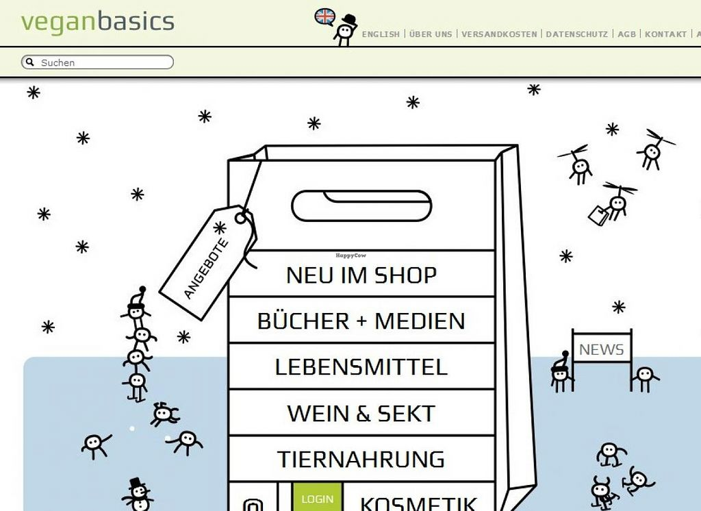 """Photo of Veganbasics Gmbh  by <a href=""""/members/profile/community"""">community</a> <br/>Veganbasics Gmbh <br/> February 16, 2015  - <a href='/contact/abuse/image/55726/93259'>Report</a>"""