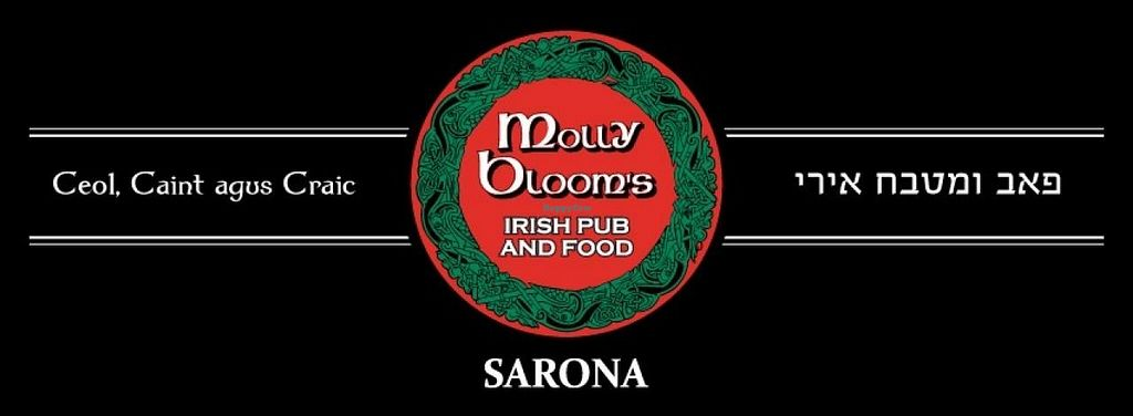 "Photo of Molly Bloom's Sarona  by <a href=""/members/profile/Brok%20O.%20Lee"">Brok O. Lee</a> <br/>Logo <br/> February 16, 2015  - <a href='/contact/abuse/image/55728/93296'>Report</a>"