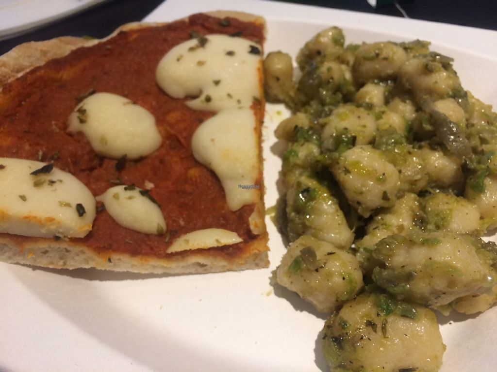 "Photo of Giumella  by <a href=""/members/profile/FatTonyBMX"">FatTonyBMX</a> <br/>Pizza and gnocchi. Get there early so it's fresh...they heat in a microwave later.  <br/> February 18, 2017  - <a href='/contact/abuse/image/55730/227878'>Report</a>"