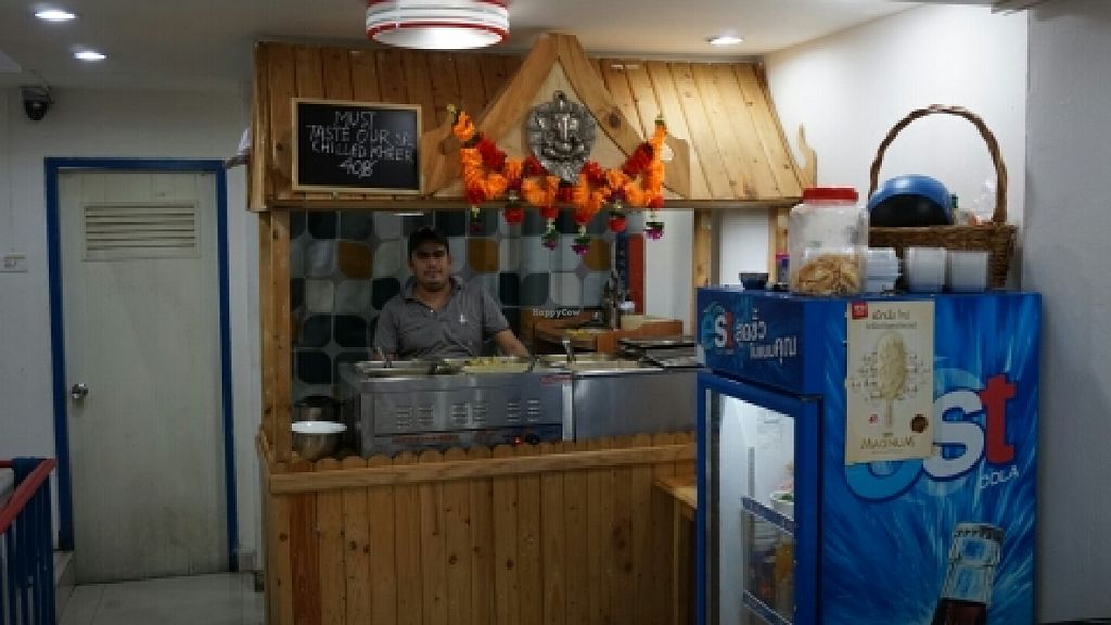 """Photo of Guptaji Ki Kitchen  by <a href=""""/members/profile/samden"""">samden</a> <br/>Food display <br/> December 29, 2015  - <a href='/contact/abuse/image/55747/130282'>Report</a>"""
